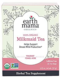 Does mother's milk tea work better than milkmaid tea?