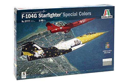 Italeri 27771: 48F de 104g Star Fighter Special Colors