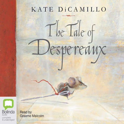 The Tale of Despereaux audiobook cover art