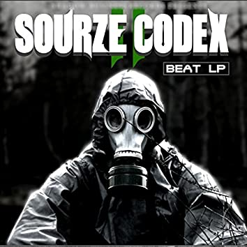 Sourze Codex 2 Beat LP (Gangsta Rap Instrumentals)