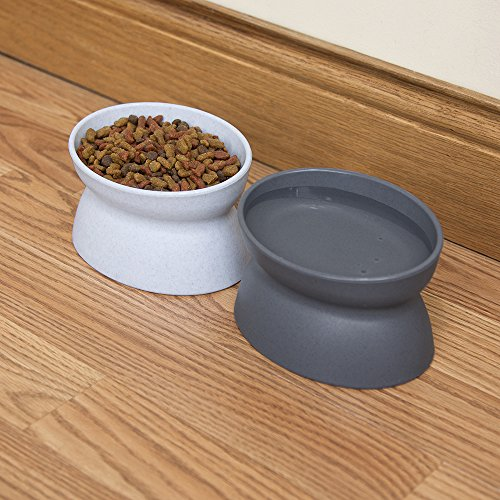 Kitty City Cat Bowl, 6.5 ounce, 2 count