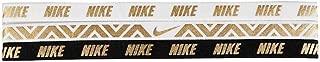 Nike Reflective Hazard Print Strip Headbands (3pk Assortment)