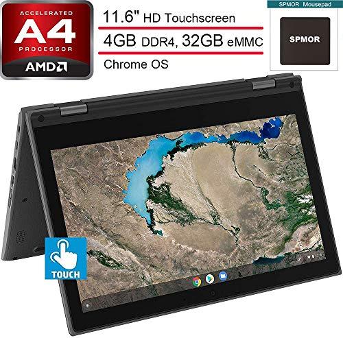 Compare Lenovo 300e Chromebook Gen2 2-in-1 (300e Winbook) vs other laptops