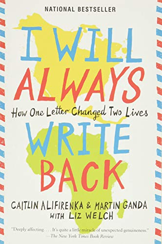 Product Image of the I Will Always Write Back: How One Letter Changed Two Lives