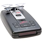 Escort Passport S55 High Performance Pro Radar and Laser Detector with DSP (High-Intensity Red Display)