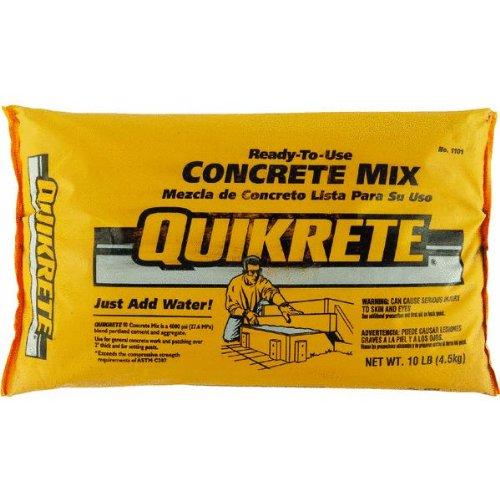 Quikrete Concrete Mix Bag 10 Lbs.