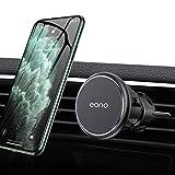 Amazon Brand - Eono Handyhalterung Auto Magnet, Universale 360° Magnetischer KFZ Handyhalter fürs Auto Lüftungsgitter, Kompatibel mit iPhone 12/11/Xr, Samsung Galaxy S20/S10, Huawei