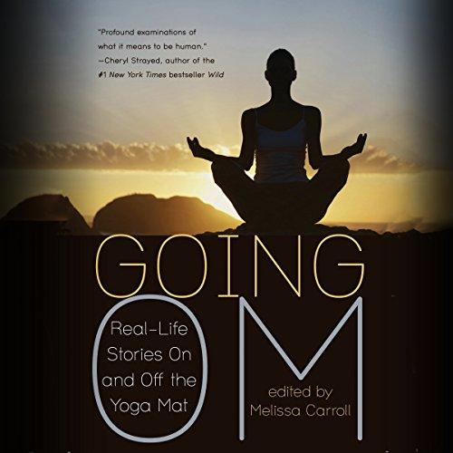 Going Om audiobook cover art