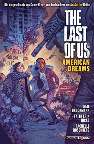 The Last of Us: American Dreams: Der Prequel-Comic zum Game-Hit
