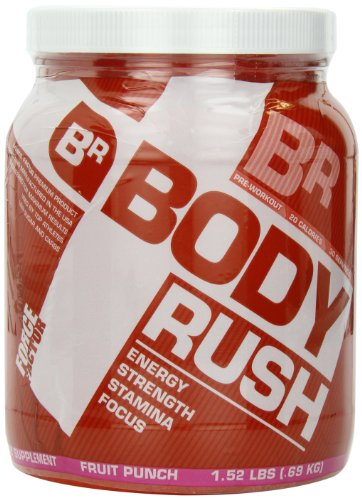 Force Factor Body Rush, Punch