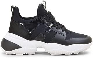 Hogan Luxury Fashion Womens GYW4870CH20MSZB999 Black Sneakers | Fall Winter 19