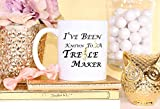 ☕ GIFT:11 oz Mugs is the great gifts, for engagements, Christmas, birthdays, wedding anniversary, Valentine's Day, bride and groom, honeymoon, bachelorette party, bridal shower gift or any other reason you want to show appreciation.