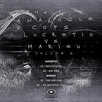 Lucretio vs Marieu Vol2