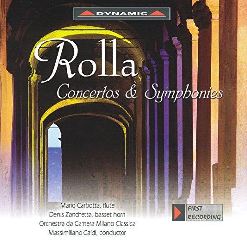 Concerti E Sinfonie