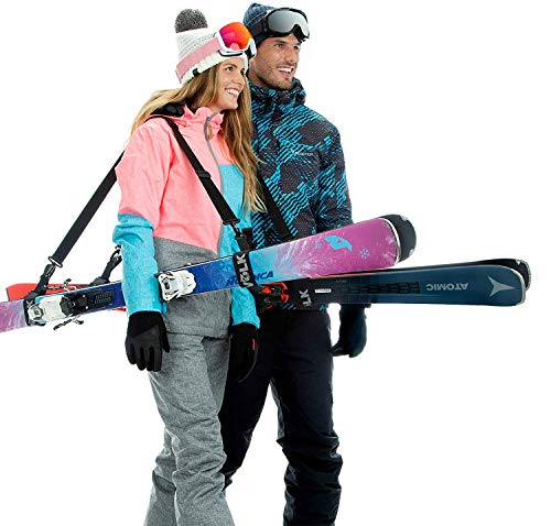 Volkl Ski Strap and Pole Carrier 2-Pack