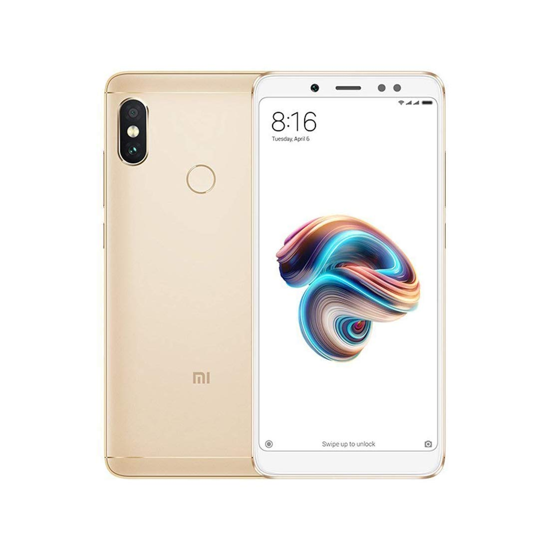Xiaomi Redmi Note 5 Dual SIM 3GB/32GB Smartphone International Version: Amazon.es: Electrónica