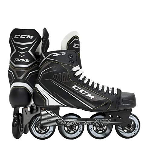 CCM Tacks 9040R Roller Hockey Skates Junior, Größe:39