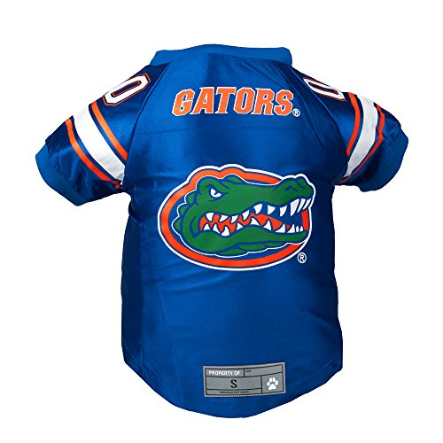 Littlearth NCAA Florida Gators Premium Pet Jersey, Xtra large