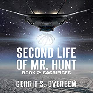 Second Life of Mr. Hunt: Book 2: Sacrifices audiobook cover art