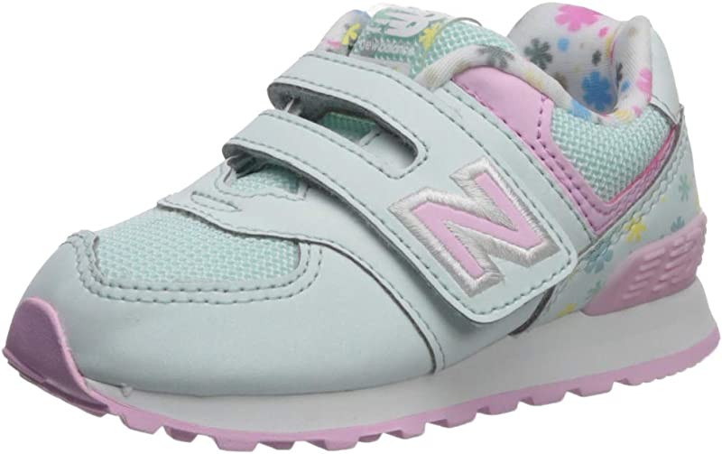 New Balance IV574KCS Toddler Kids In Crystal Sage Crystal Rose