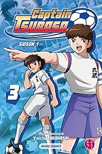 Captain Tsubasa - Saison 1 Edition simple Tome 3
