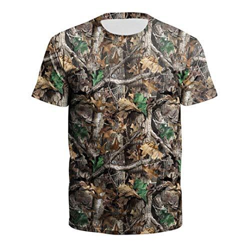 Heren Compressie Shirt Hip Hop Space Alien T-Shirt Europese en Amerikaanse Trends ronde hals losse korte mouw T-Shirt