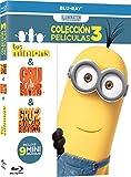Pack Minions (Gru + Gru 2 + Minions) [Blu-ray]