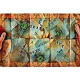 Madeline Scott Bala Fun Monkey Island Treasure map #18 Home