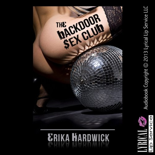 The Backdoor Sex Club audiobook cover art