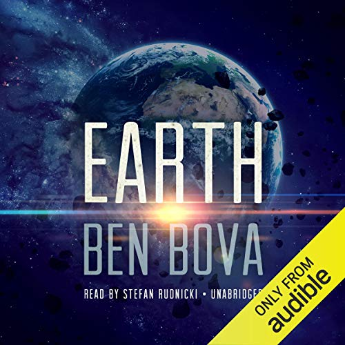 Earth cover art