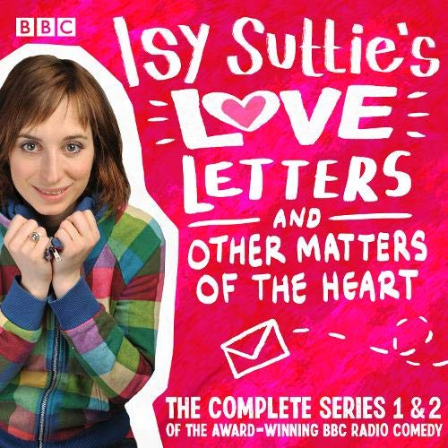 Isy Suttie's Love Letters & Other Matters of the Heart cover art