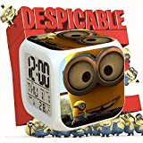 15 Best Despicable Me Alarm Clocks