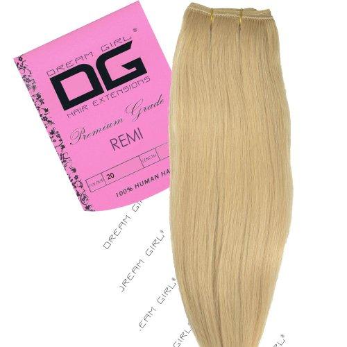 Dream Girl Remi Extensions de cheveux adhésives Couleur 20 35,6 cm
