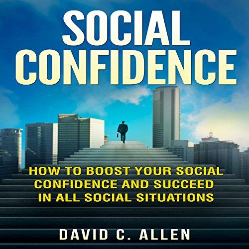 Social Confidence audiobook cover art