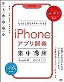 SwiftUI対応 たった2日でマスターできるiPhoneアプリ開発集中講座 Xcode 12/iOS 14対応