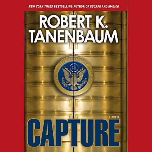 Capture audiobook cover art