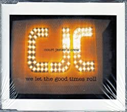 We let the good times roll 5 tracks/video, 2002