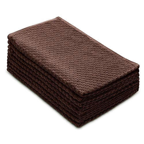 Top 10 Best Selling List for chocolate brown kitchen towels