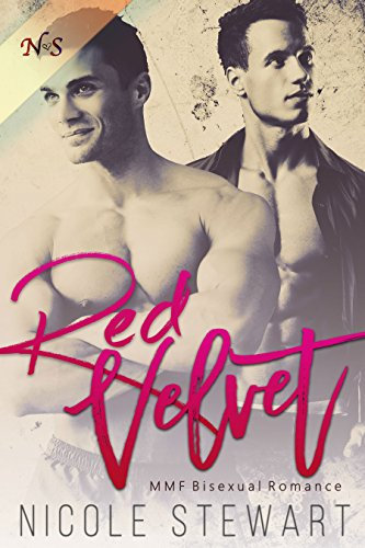 Red Velvet: MMF Bisexual Romance (English Edition)