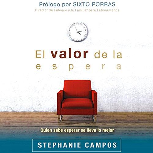 El Valor de la Espera [The Value of Waiting] audiobook cover art