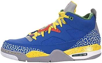 Air Jordan Son Of Mars Low - Gym Royal / White-True Yellow-Grey, 10.5 D US