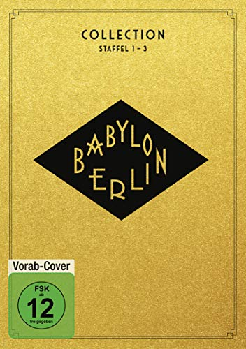 Babylon Berlin - Staffel 1-3 Collection (8 DVDs)
