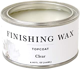 Jolie Finishing Wax – Protective Topcoat for Jolie Paint – Use on Interior..