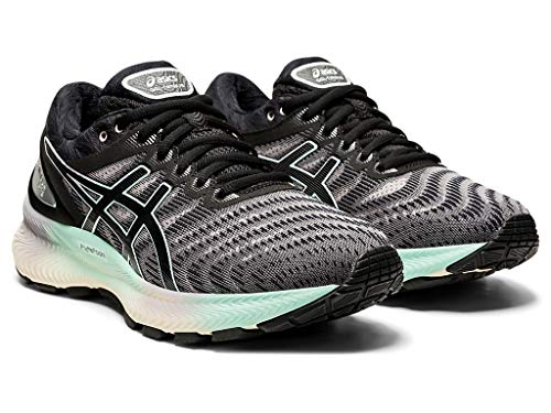 ASICS Women's Gel-Nimbus Lite Running Shoes, 6.5M, Black/Black