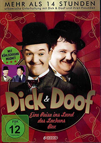 Dick & Doof: Eine Reise ins Land des Lachens - Box - Mehr als 14 Stunden [6 DVDs]