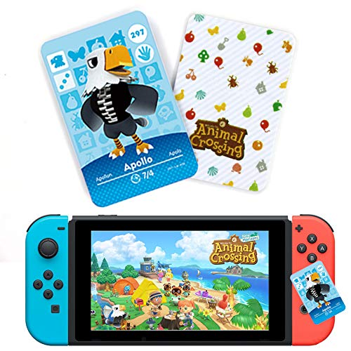 Apollo NFC Amiibo Cards for Animal Crossing New Horizons_No.297