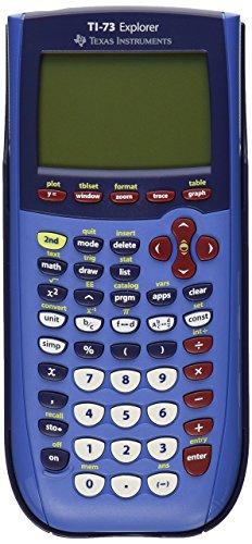 Texas Instruments TI-73 Graphing Calculator (Renewed)