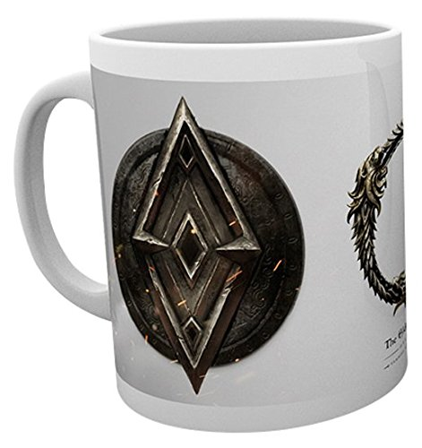 GB Eye Ltd, Elder Scrolls Online, Imperial, Tasse