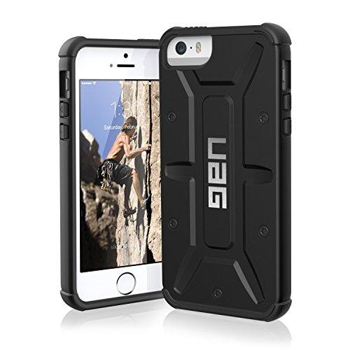 Urban Armor Gear Composite per Apple iPhone SE / 5S / 5 Custodia protettiva Cover con standard militare americano case [angoli rinforzati] - nero