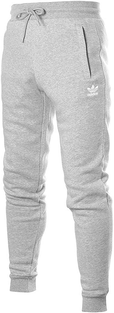 adidas Originals Men's Slim-Fit Fleece Jogger Pants
